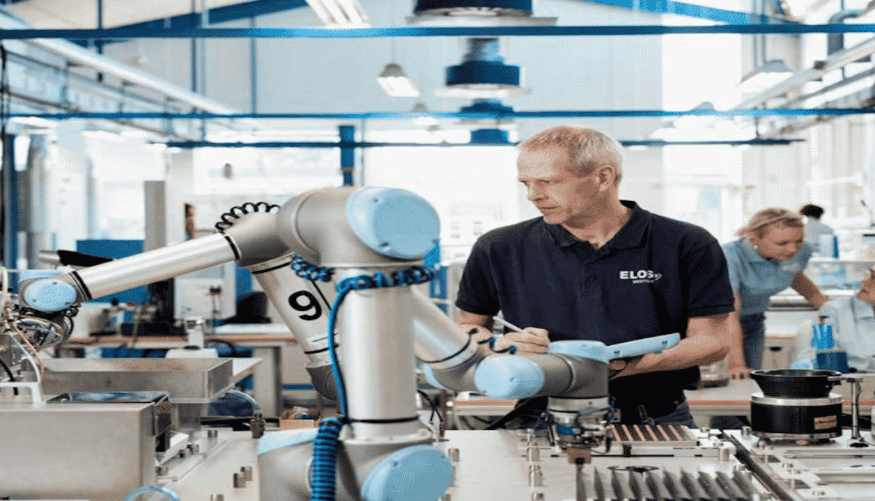 The Role of Injection Molding Robots in Injection Molding Clearly Explained