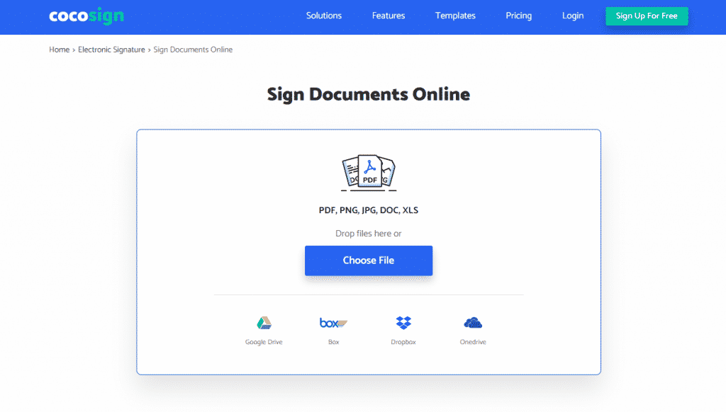 How to eSign Documents Online