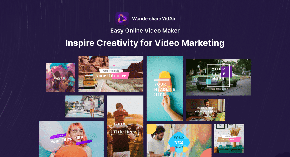 Video Marketing Made Easy with VidAir