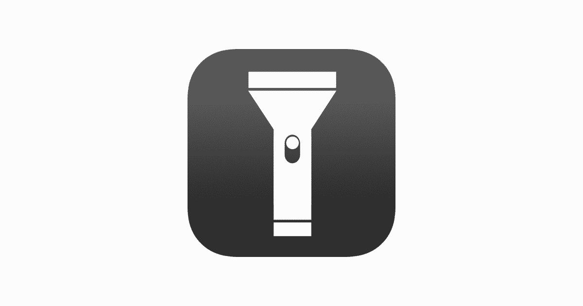 turn on flashlight on iPhone 12