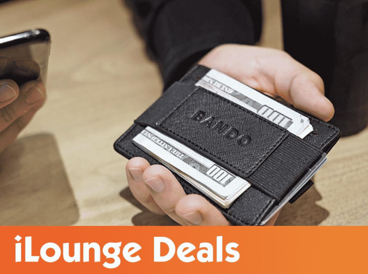 BANDO 2.0 Multi-Functional Slim Wallet