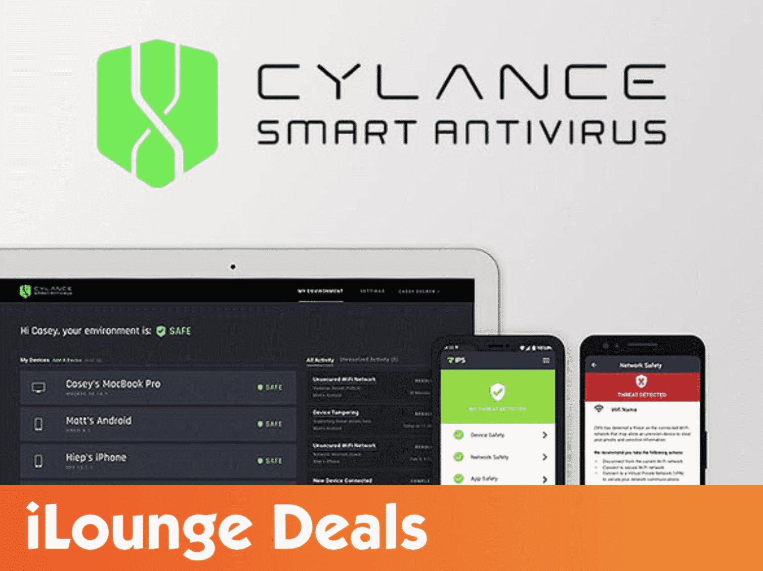 Cylance Smart Antivirus for Mac & Windows