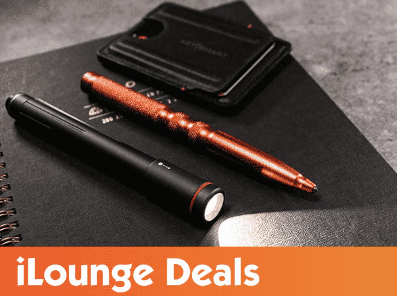 KeySmart™ Nano Torch XL Compact Pen Light