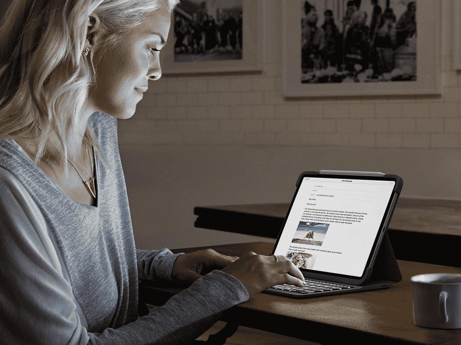 Logitech SLIM FOLIO PRO for iPad Pro 11-inch