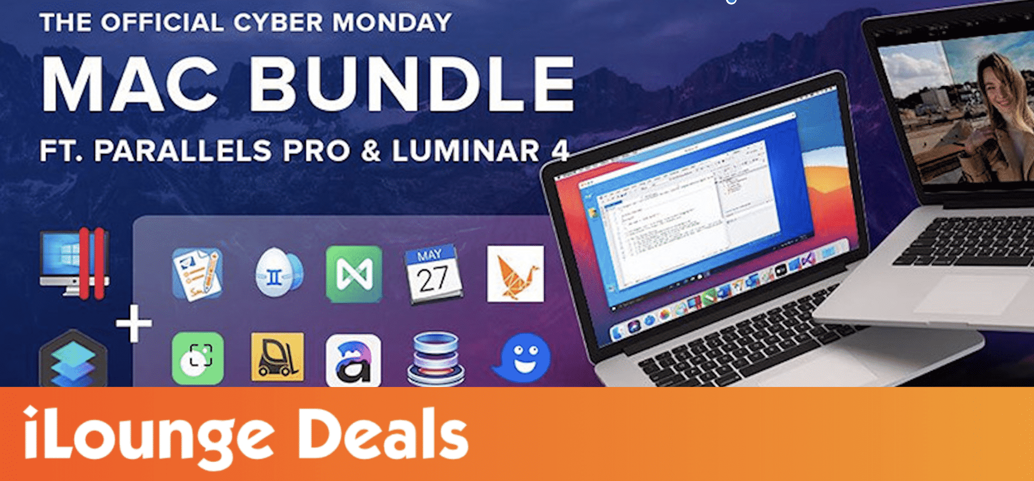 The Official Cyber Monday Mac Bundle