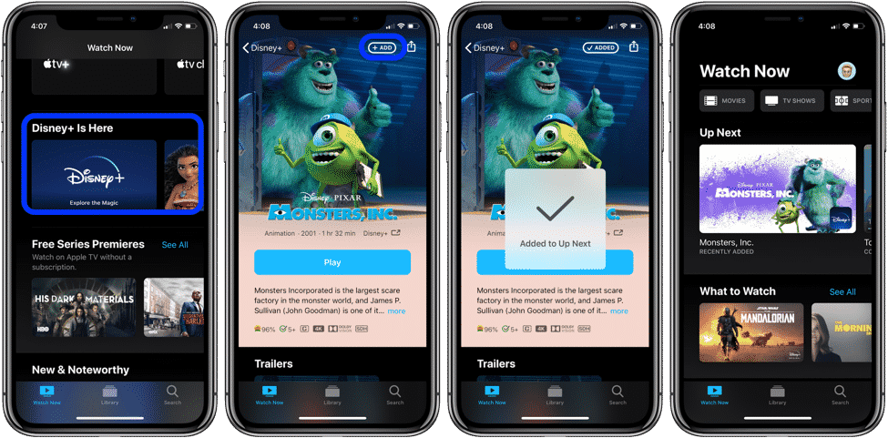 How to Watch Movies on an iPhone