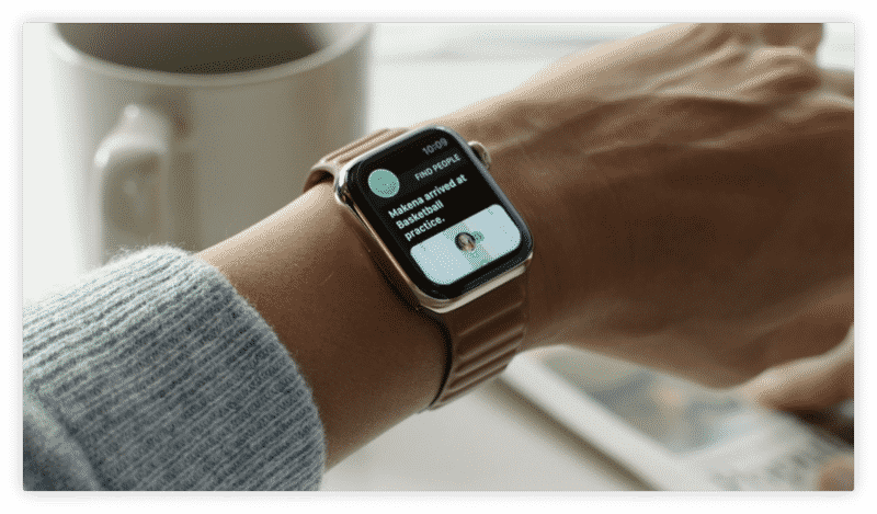 Apple Watch could unlock iPhone in future