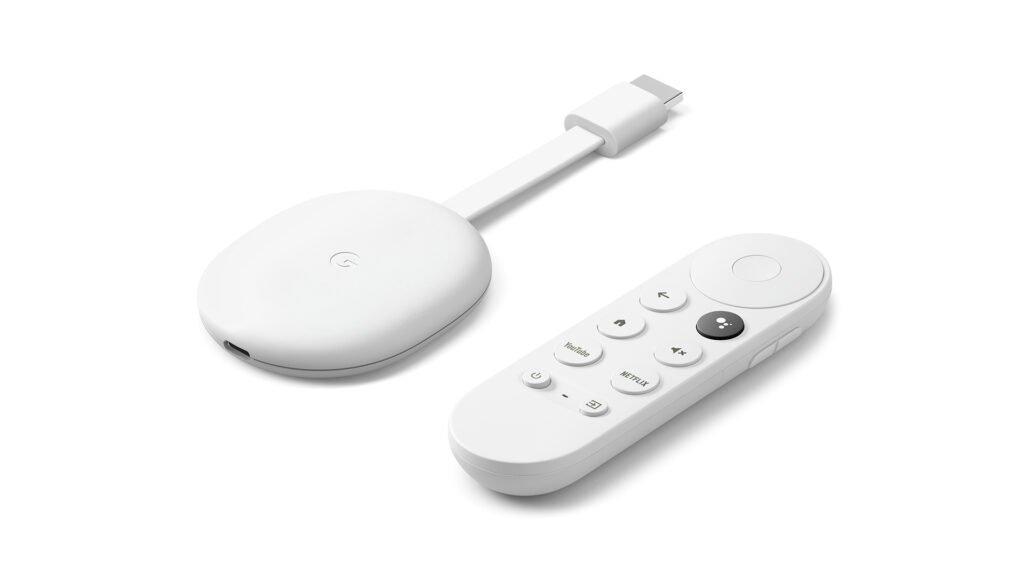New Chromecast with Google TV