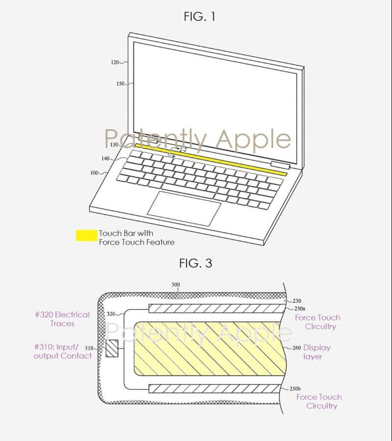 MacBook Pro's Touch Bar could get Force Touch haptic feedback