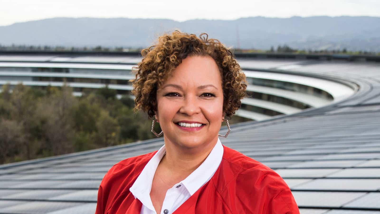 Apple's super woman talks about Environmental friendly initiatives