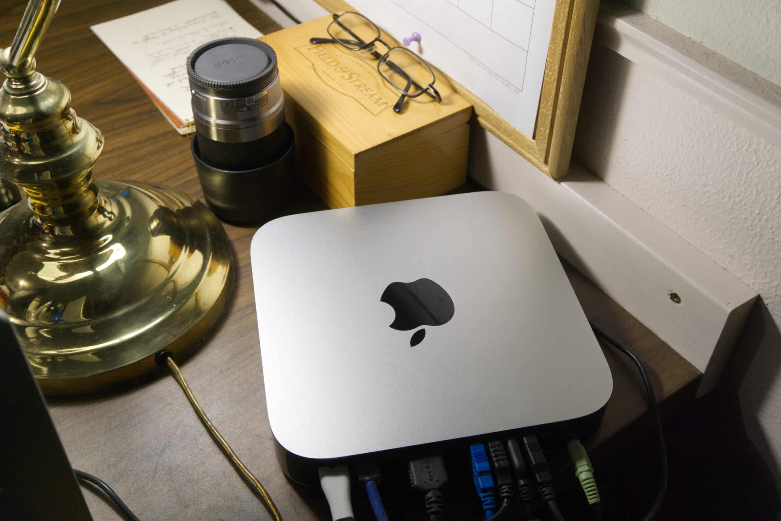 M1 Mac Mini makes Apple #1 Desktop PC maker in Japan