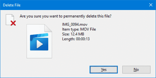 How to Deleted Files Permanently on Computer to Prevent Data Recovery?