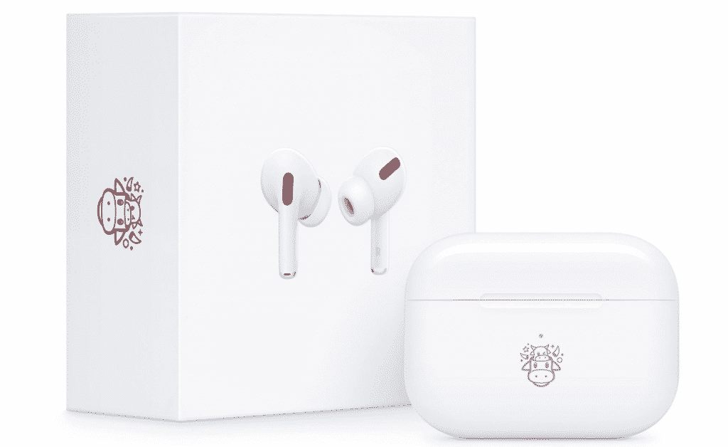 Apple to launch Ox-Themed AirPods Pro for Chinese New Year