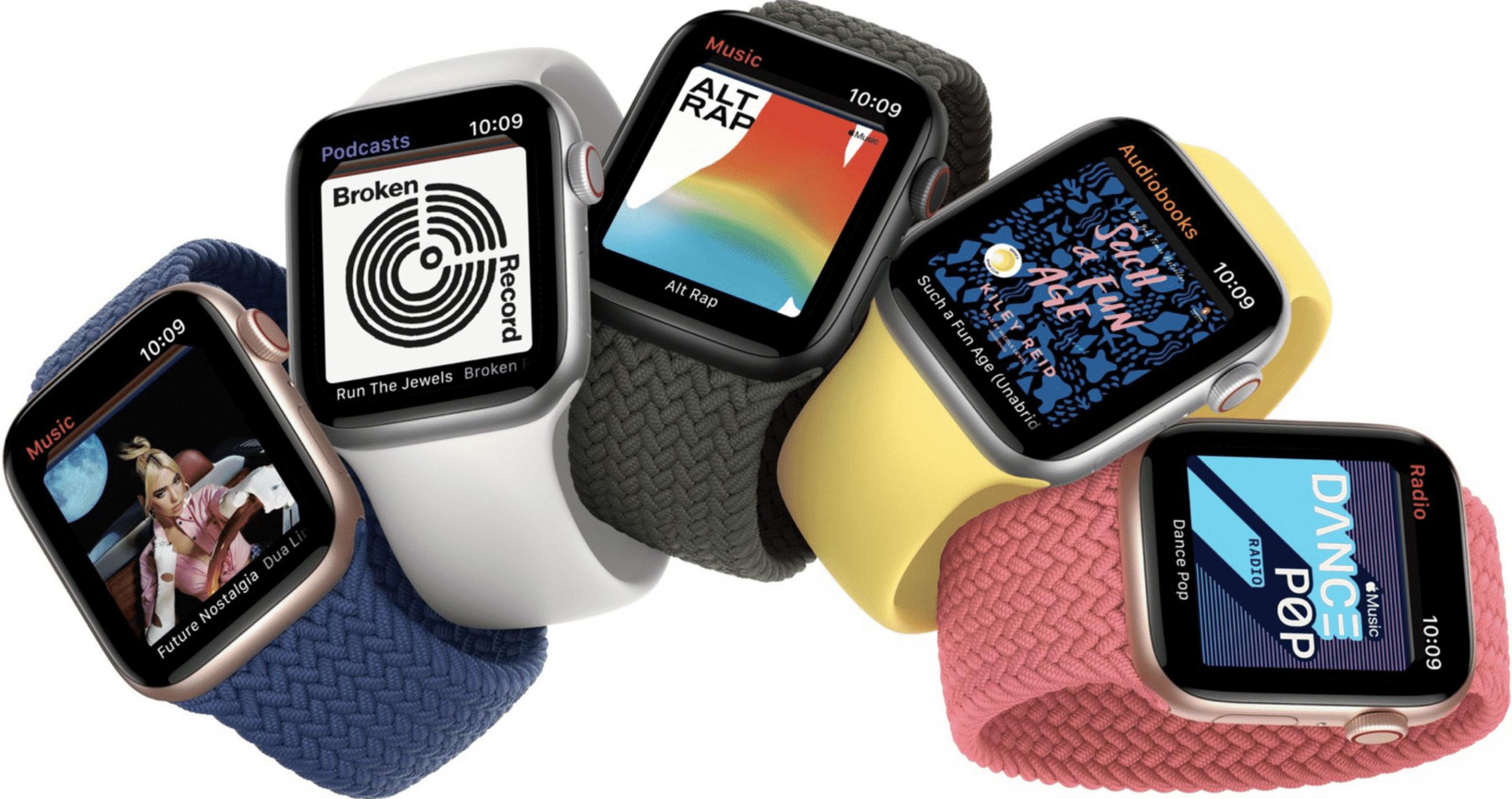 Apple Watch's