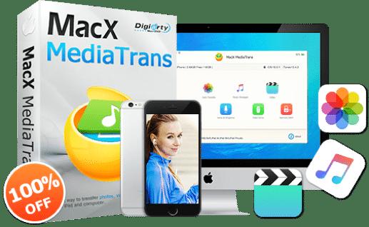 MacX MediaTrans deal