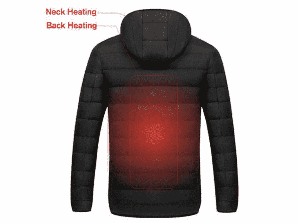 Caldo Heated Jacket information