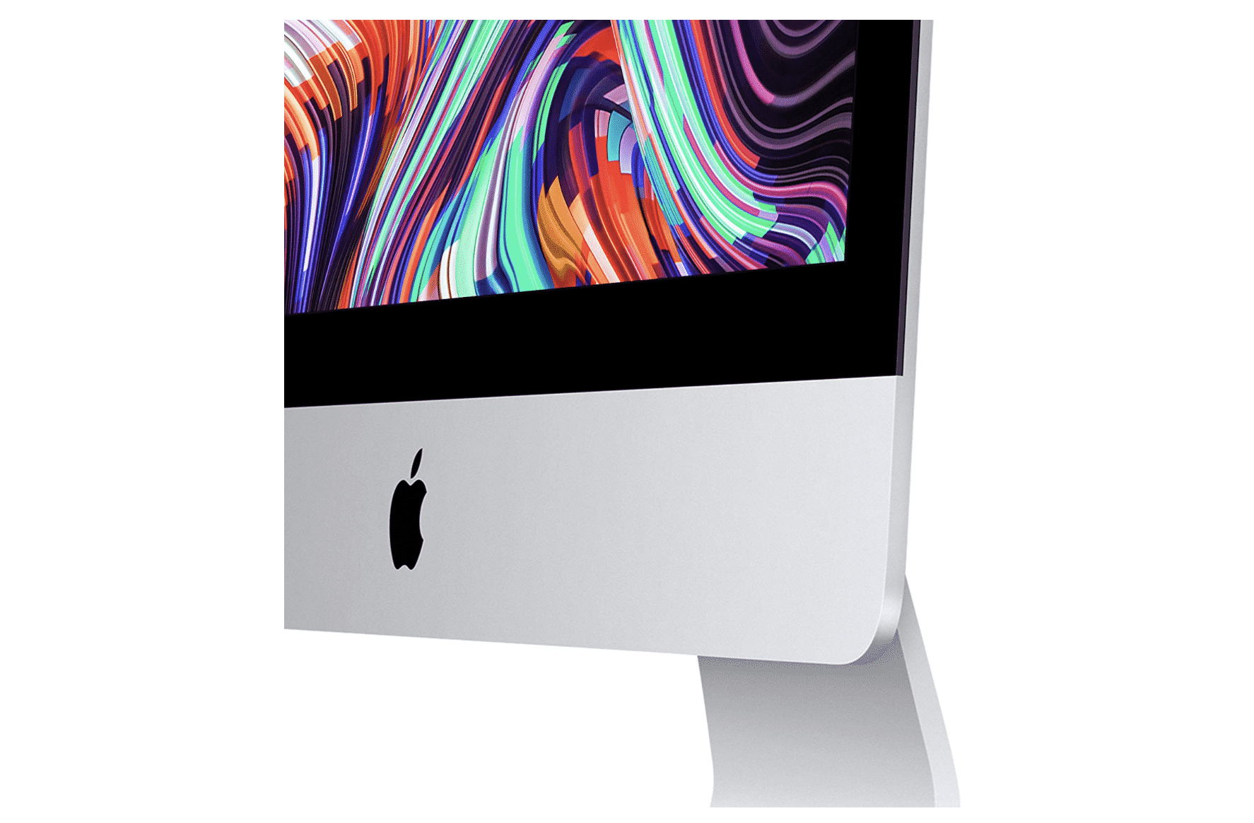 New Apple iMac with Retina 4K Display