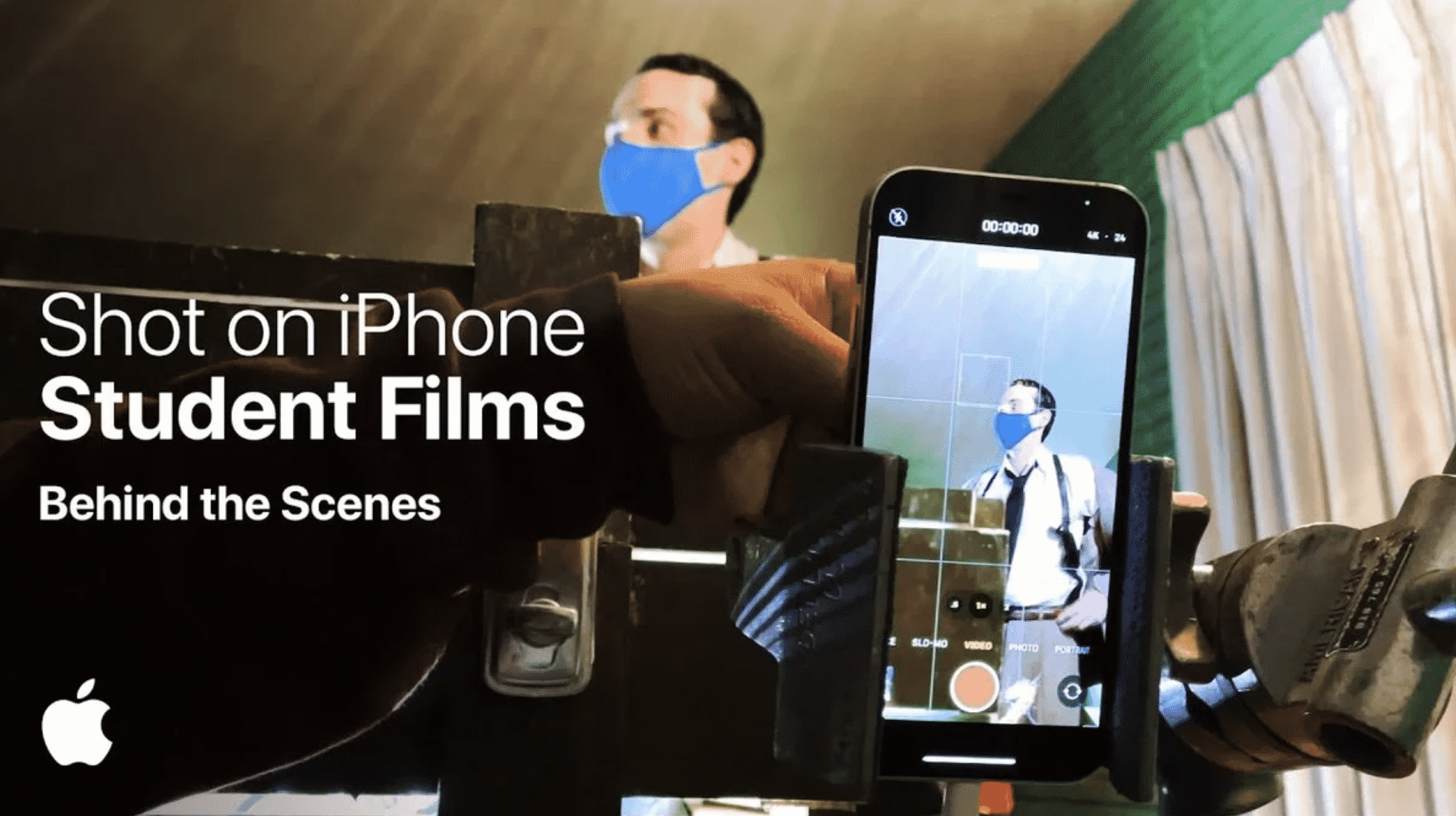 Shot on iPhone Student Films