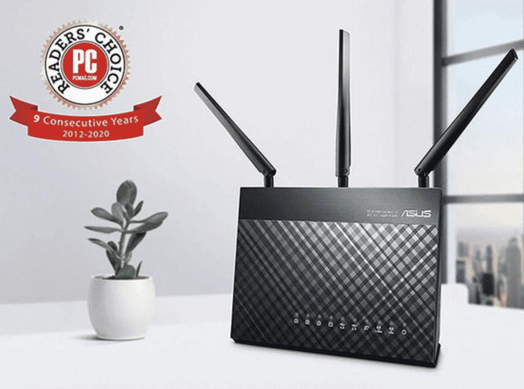 Asus AC1900 Dual Band Gigabit WiFi Router