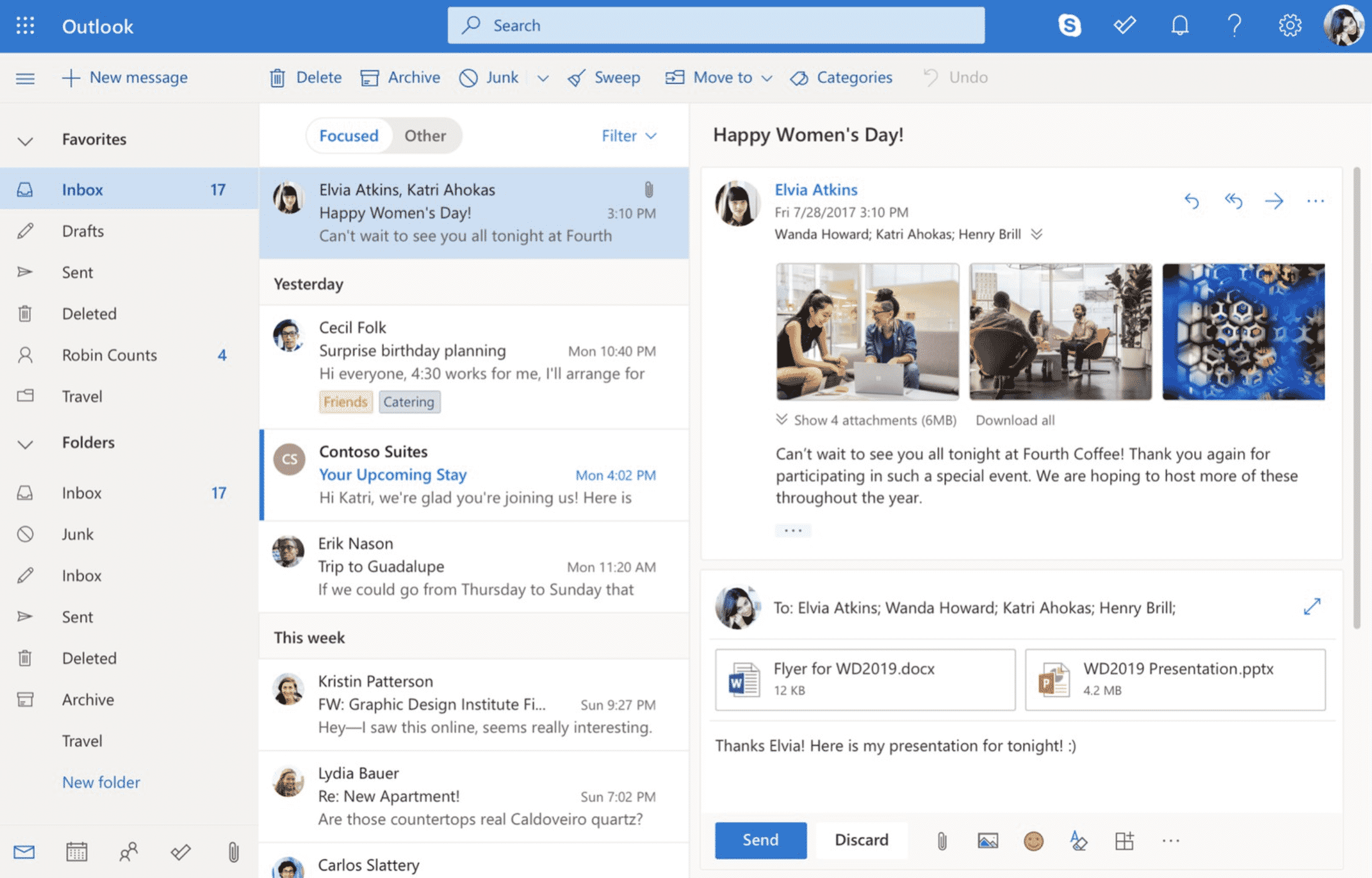 Windows to Change Outlook for Mac