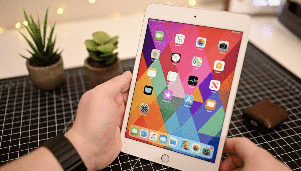 New iPad mini rumored to arrive March 2021
