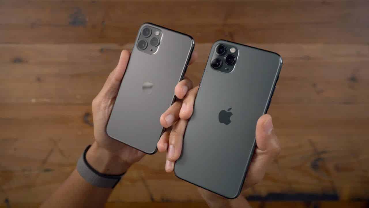 iPhone 12 Pro vs iPhone 12 Pro Max: Camera