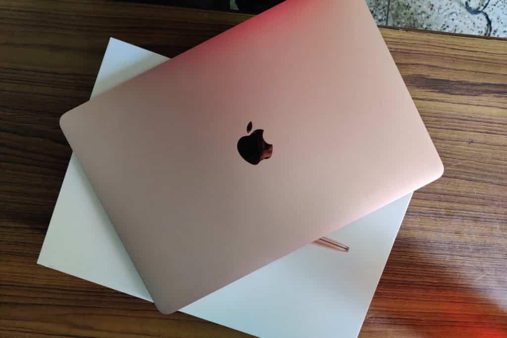 MacBook Air (2021) representational image