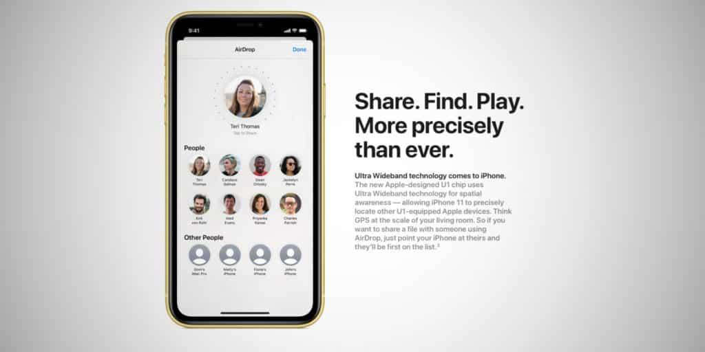 Apple boosted UWB tech; Samsung & Xiaomi follow