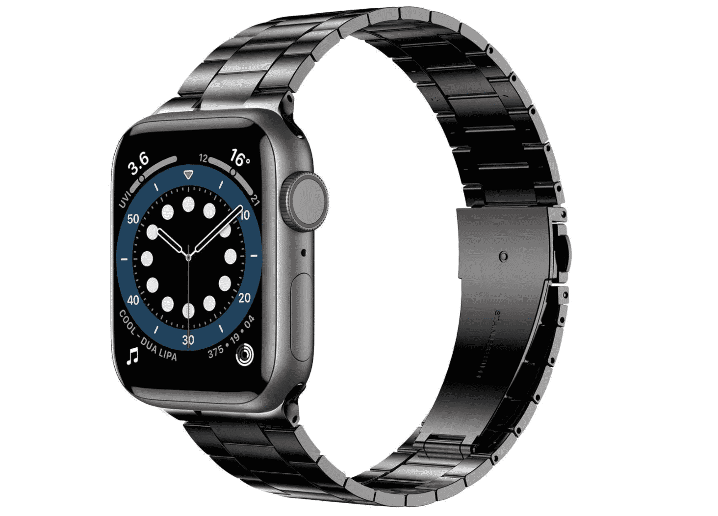 Anwaut Stainless Steel Wristband for Your Apple Watch