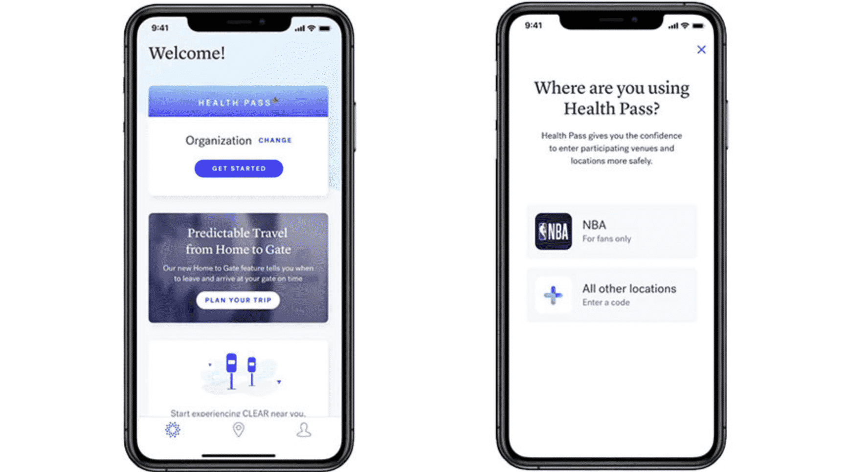Apple Makes Health Pass Apps