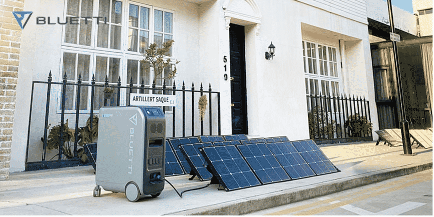 BLUETTI Launches the EP500, a Solar Battery with Super Wattage Capacity for Intensive Off-Grid Solutions