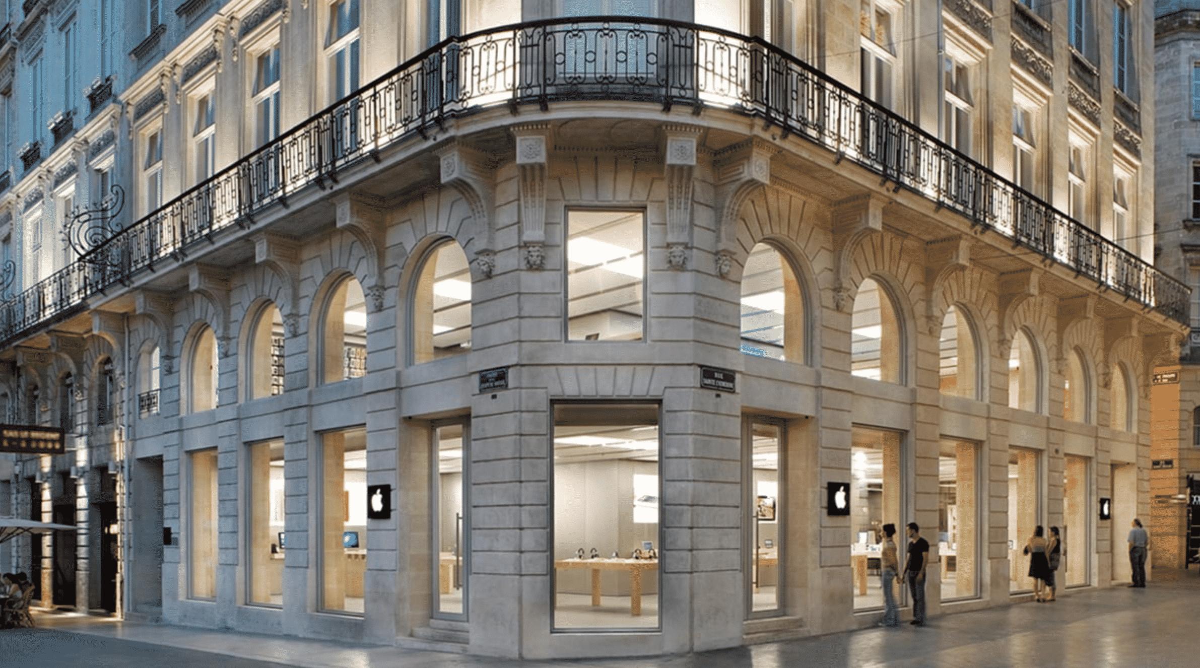 Bordeaux Apple Store