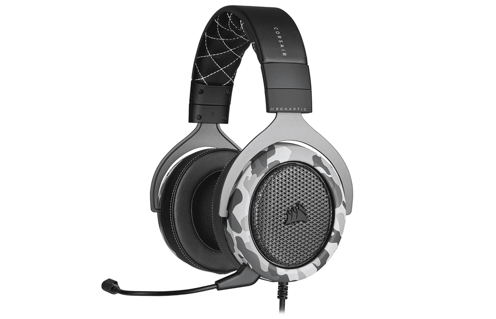 CORSAIR Haptic Stereo Gaming Headset