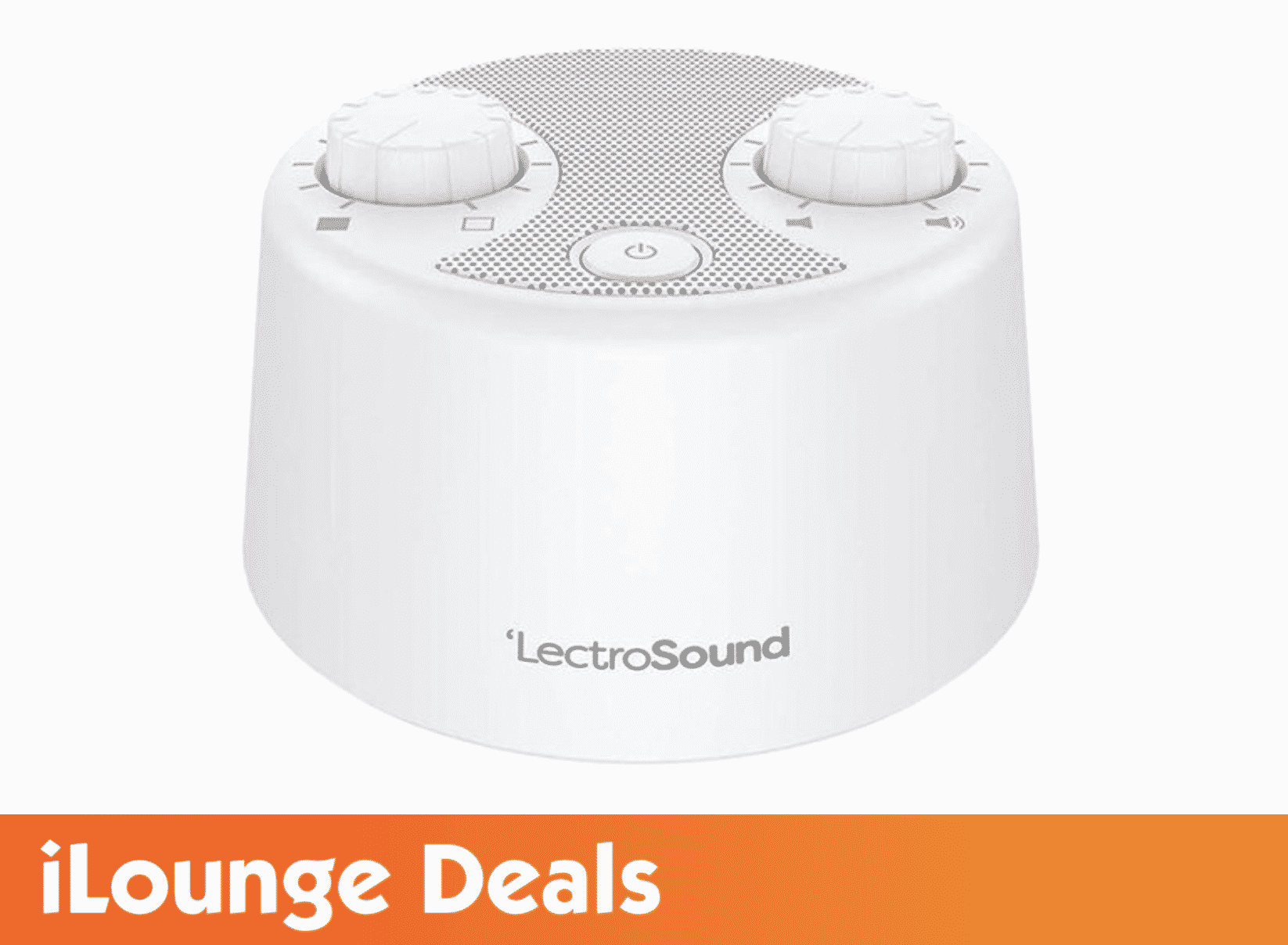 LectroSound Sleep & Relax Soothing Noise Machine
