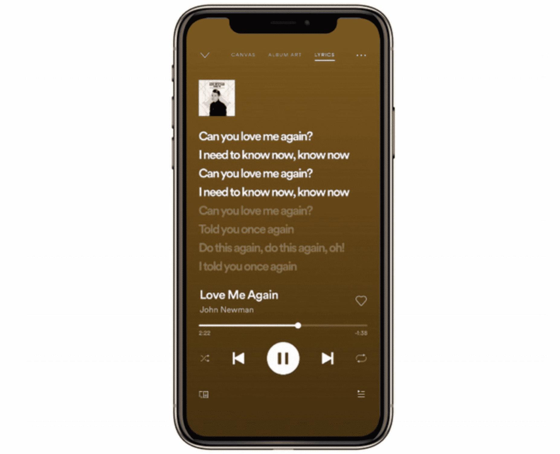 Lyrics Beta