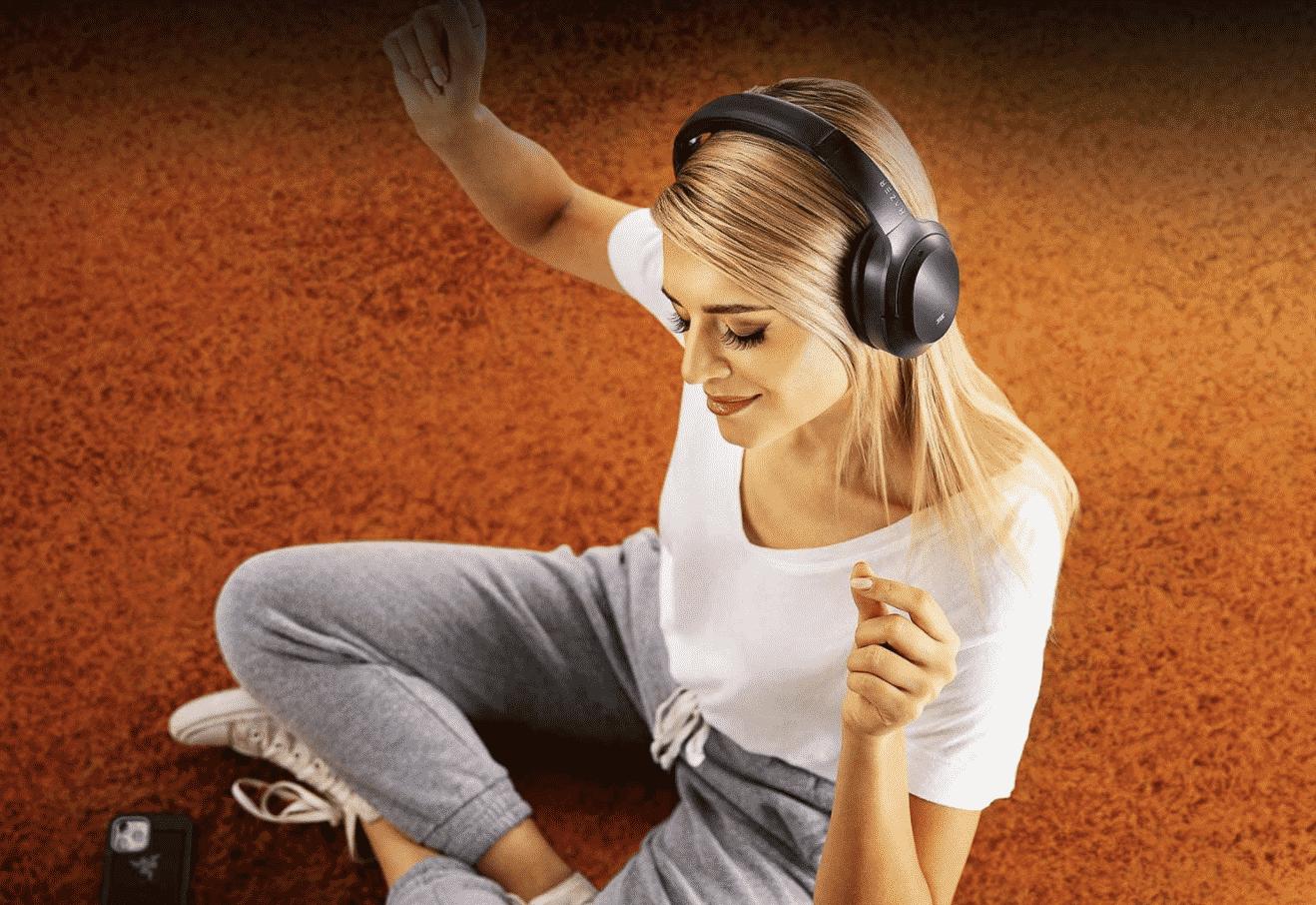 Razer Opus Active Noise Cancelling ANC Wireless Headphones