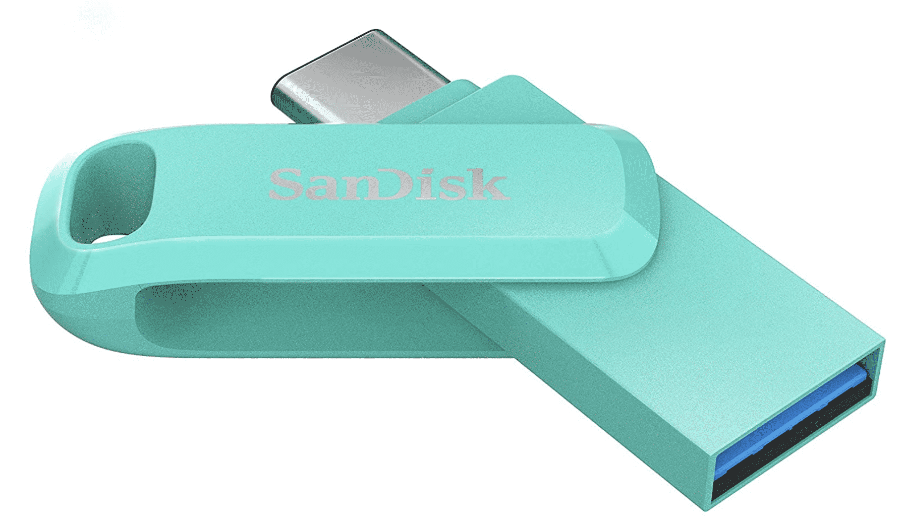SanDisk Type C and USB A 512GB Flash Drive