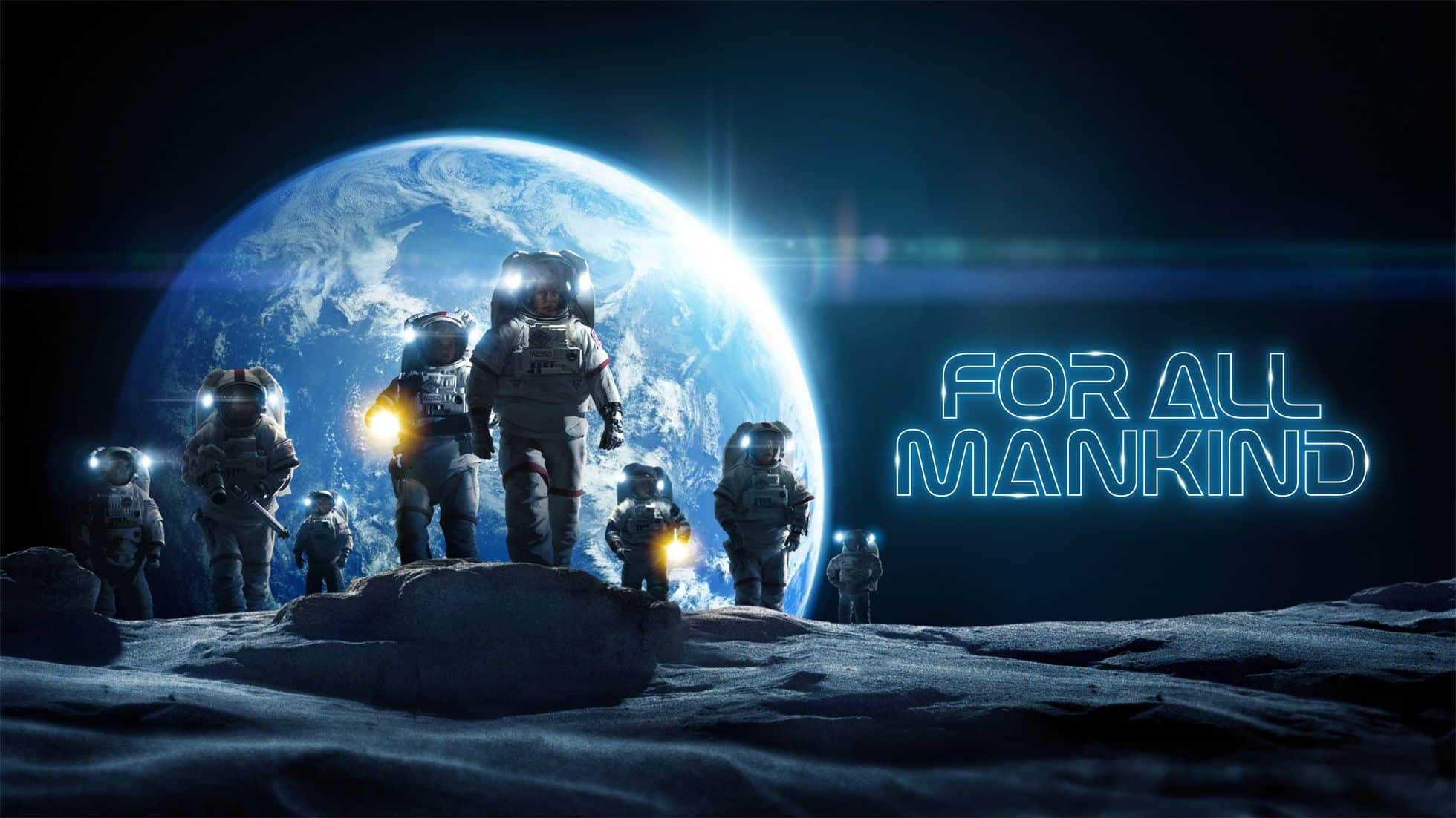 For All Mankind season 2 is now streaming on Apple TV+