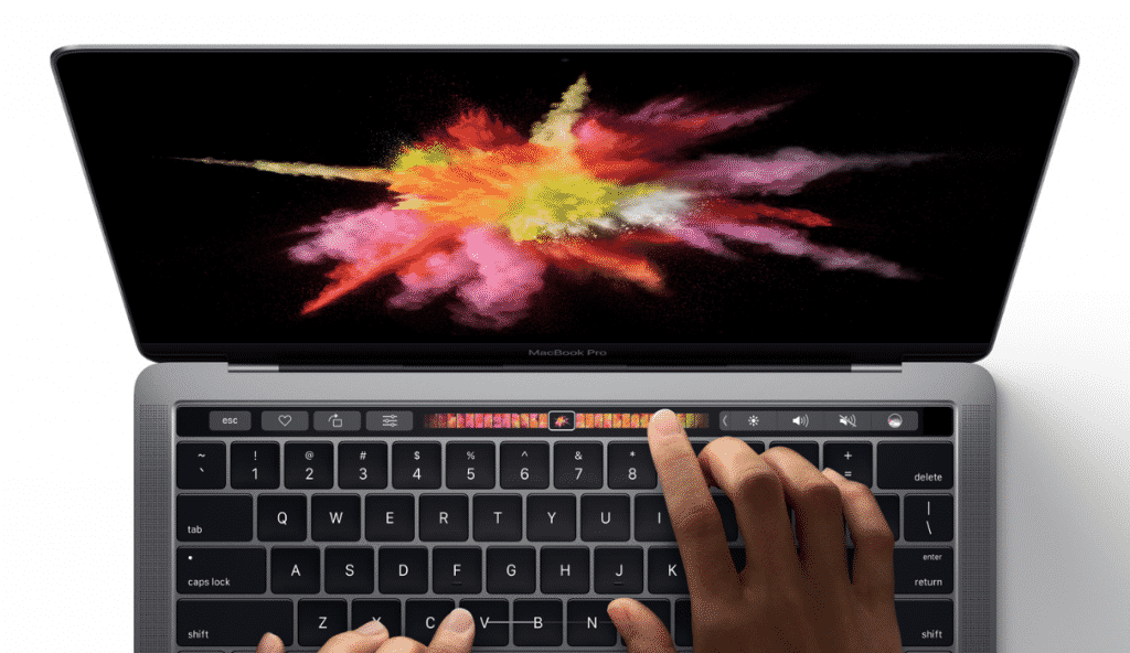 Touch Bar is a failed experiment and Apple knows it