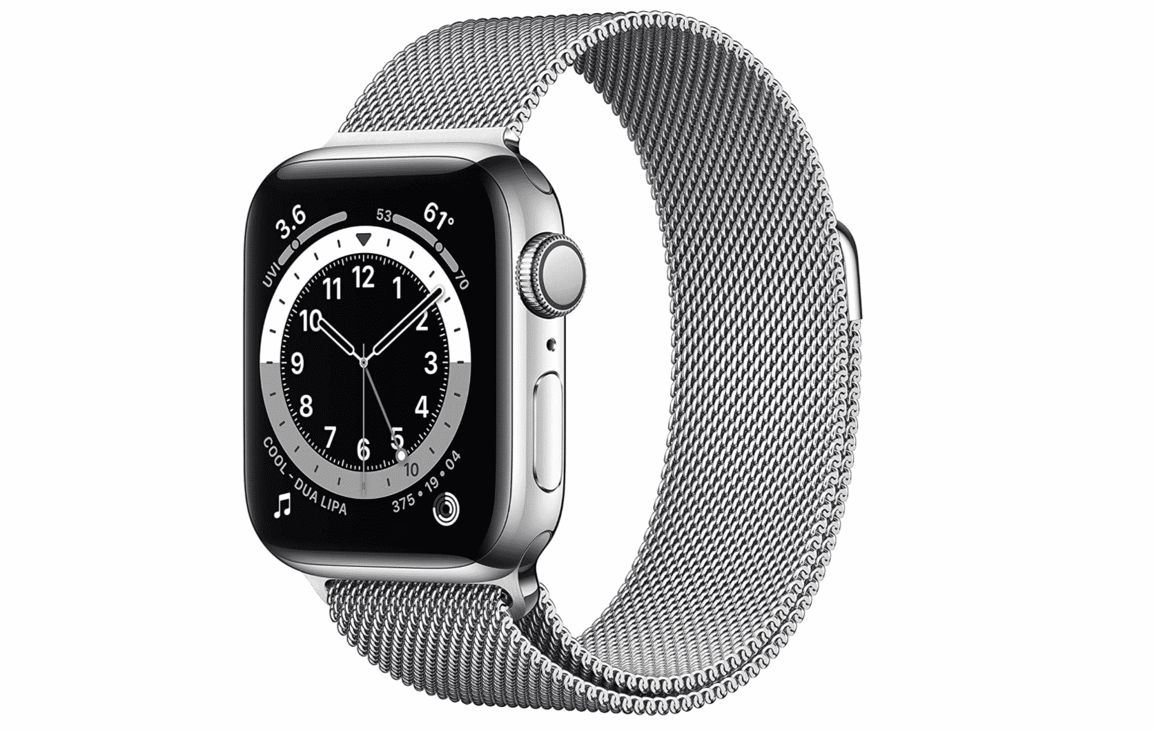 Upgrade to a new Apple Watch Series 6 for  off