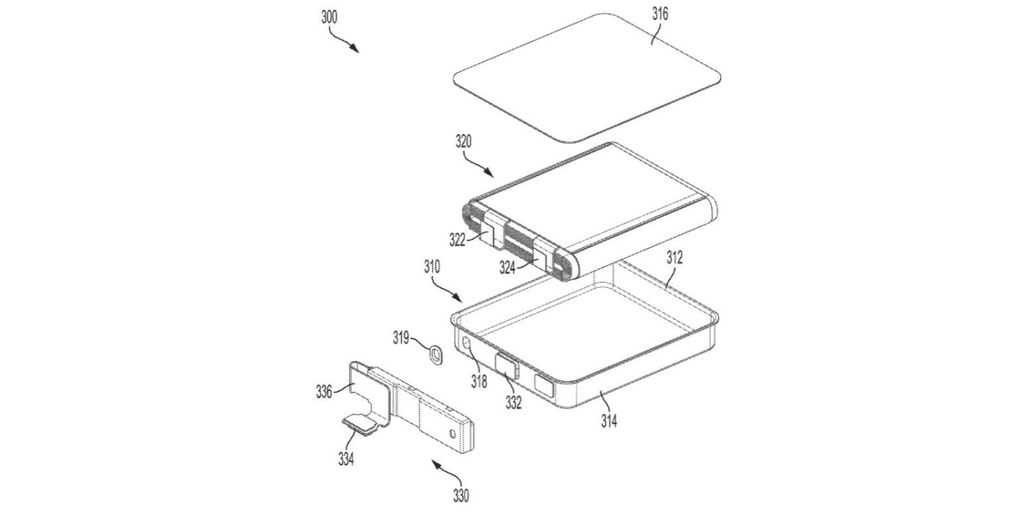 Apple patents new technique to improve battery life
