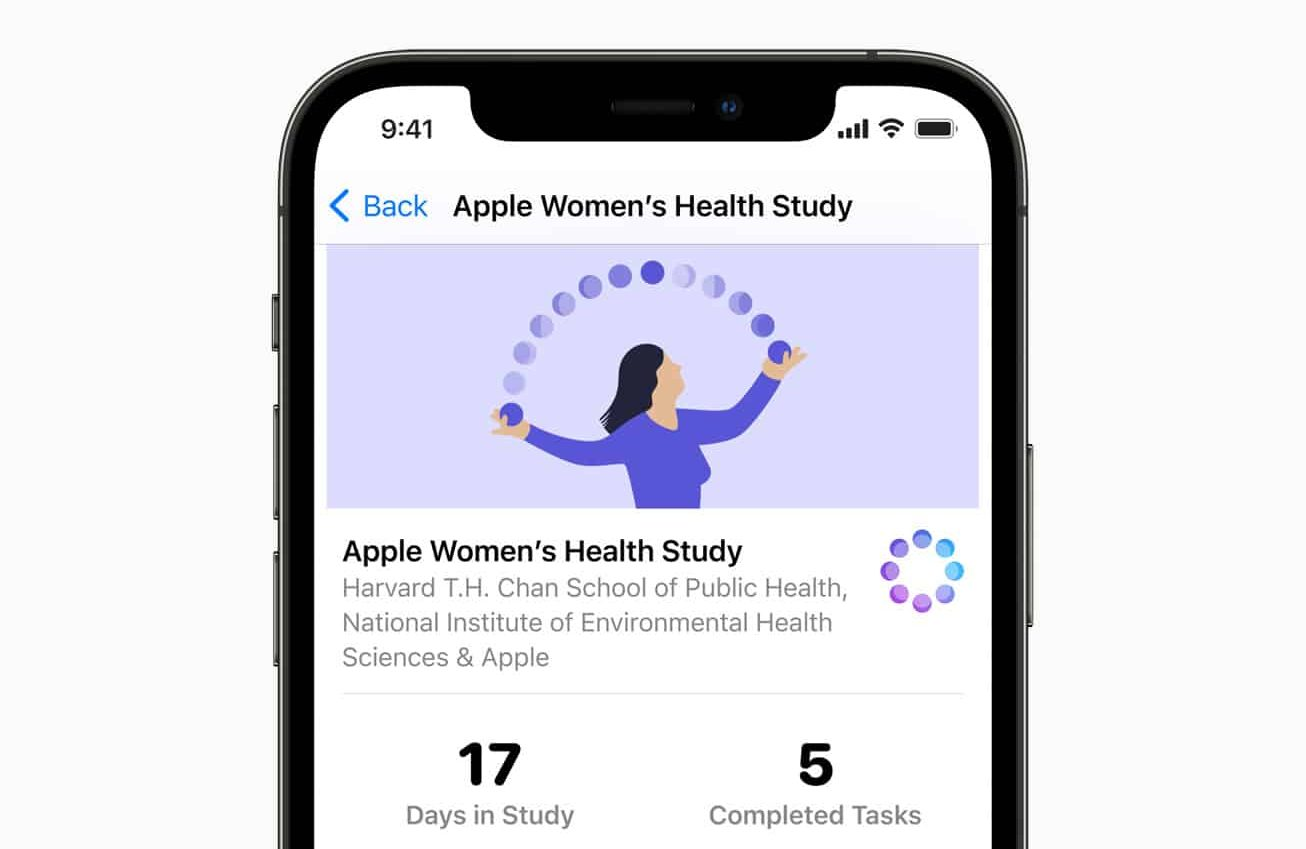 Apple releases study on menstruation - offering insights