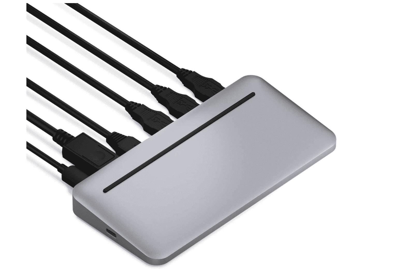 Brydge Stone II USB-C Multiport Desktop Hub