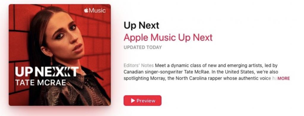 Apple Music Highlights