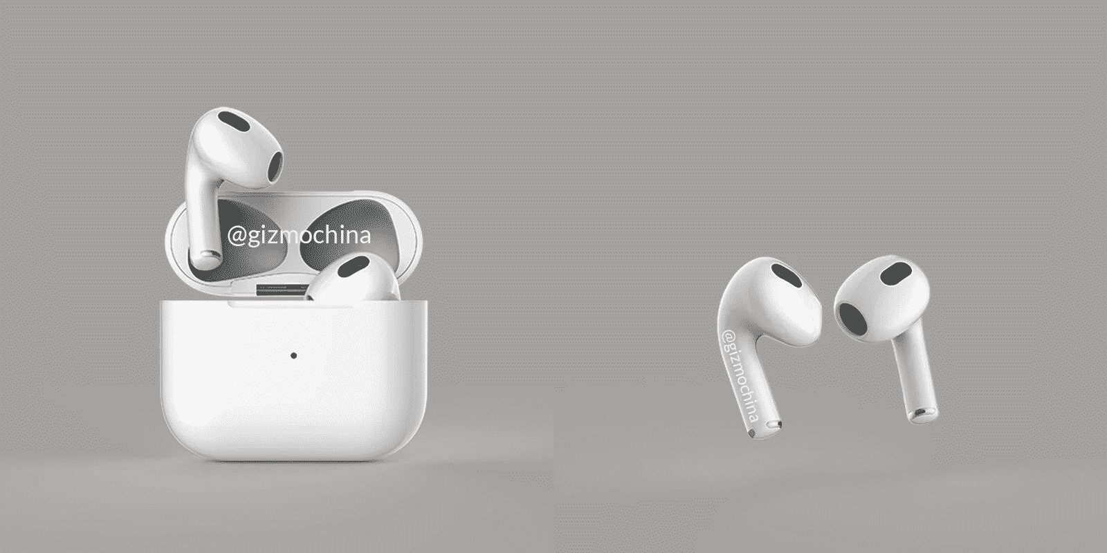 AirPods 3 with refreshed design to launch on March 23