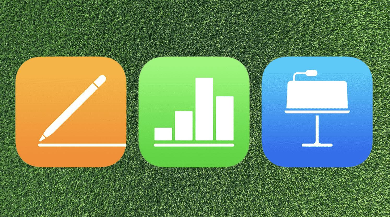 iWork Apps