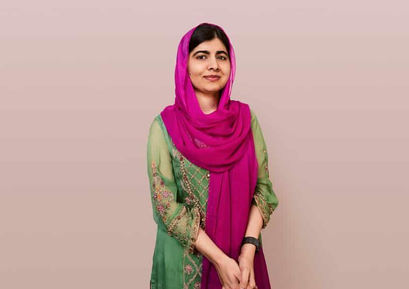 Apple partnering with Malala Yousafzai for original content