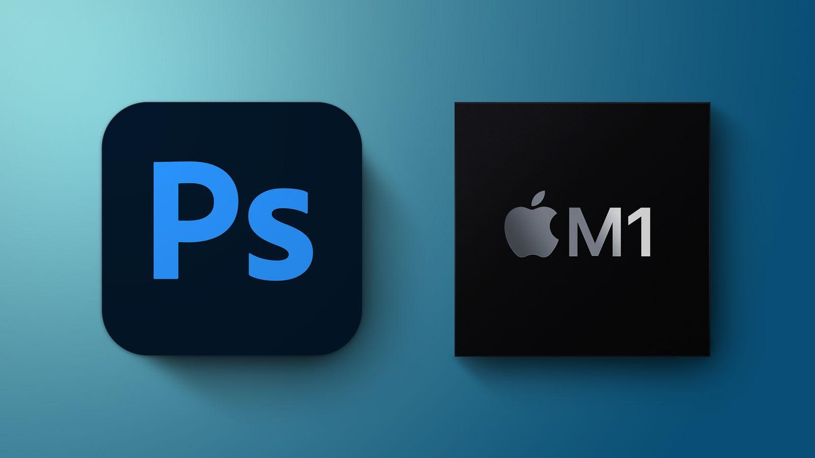Apple Silicon Macs now run Photoshop natively