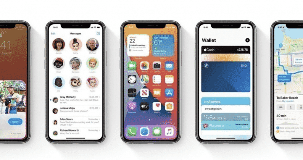 Apple Stops iOS 14.4.1 Signing