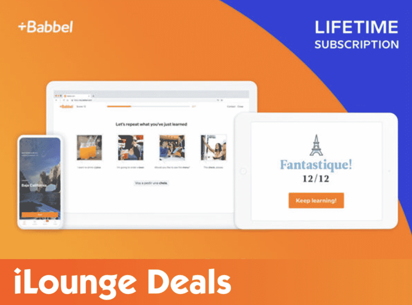 Babbel Lifetime Subscriptions